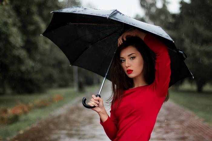 雨は本指名獲得のチャンス?風俗嬢の傘の使い方