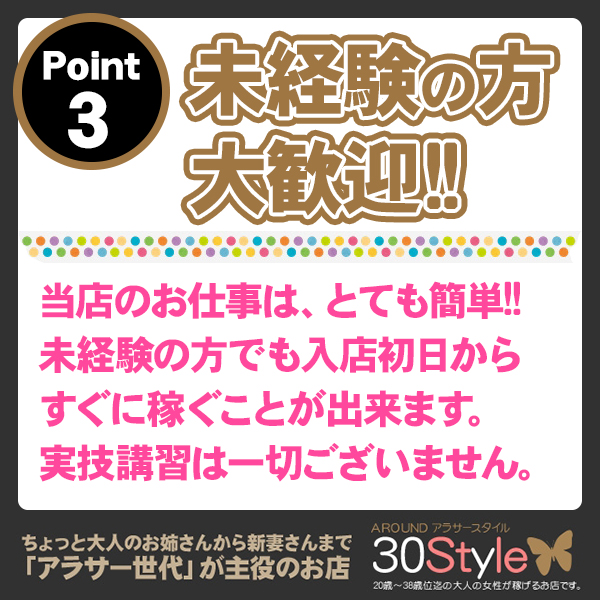 AROUND 30 STYLE~アラサースタイル~_店舗イメージ写真3