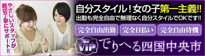VIPでりへる四国中央市