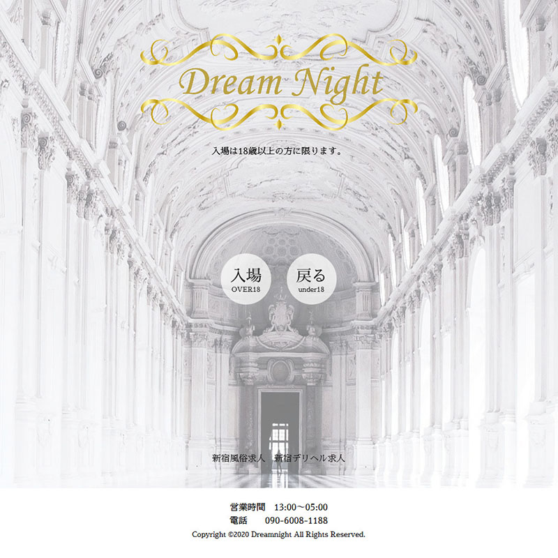 DREAM NIGHT_オフィシャルサイト