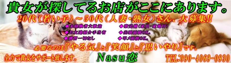 Nasu恋