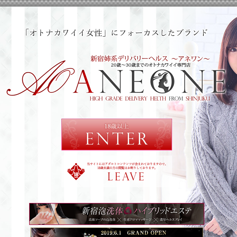 ANEONE~アネワン~_オフィシャルサイト
