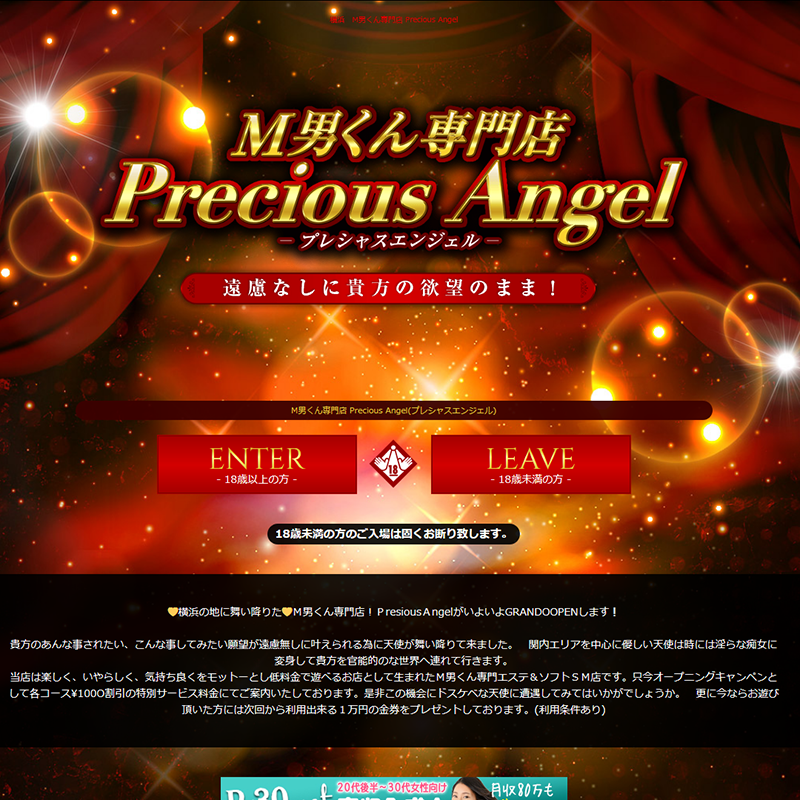 Precious Angel_オフィシャルサイト