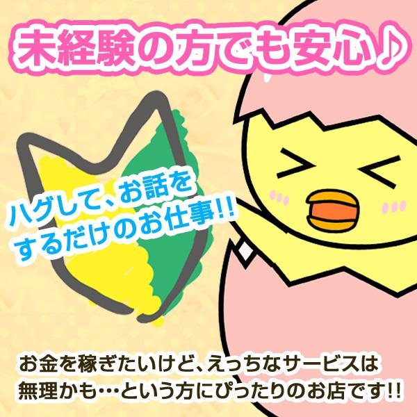 新感覚ハグ専門店 たまご以上ひよこ未満_店舗イメージ写真1