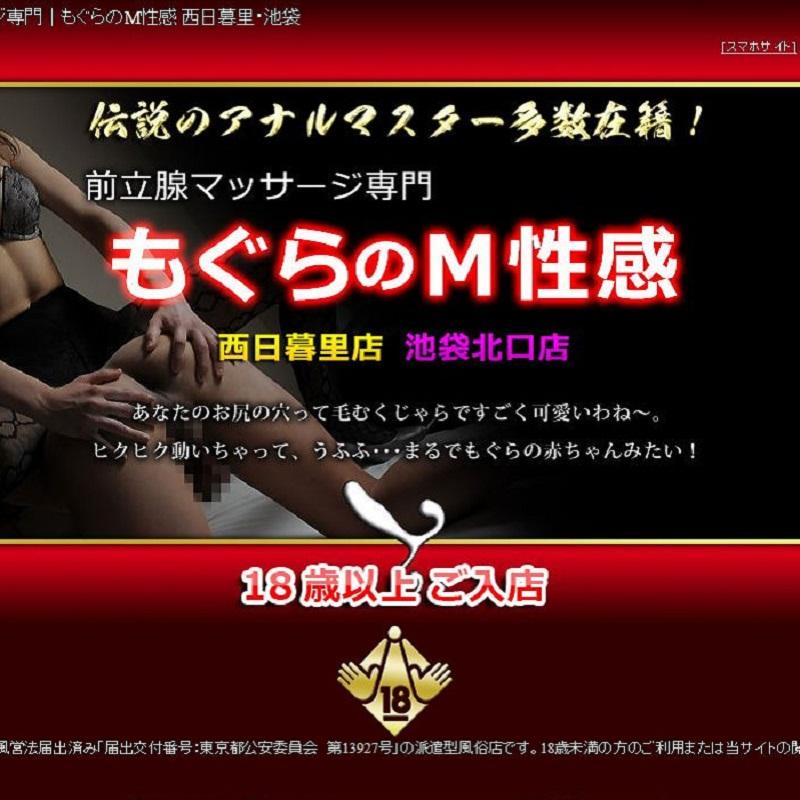 もぐらのM性感 池袋店_オフィシャルサイト