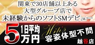 高級派遣SM倶楽部Hip's越谷